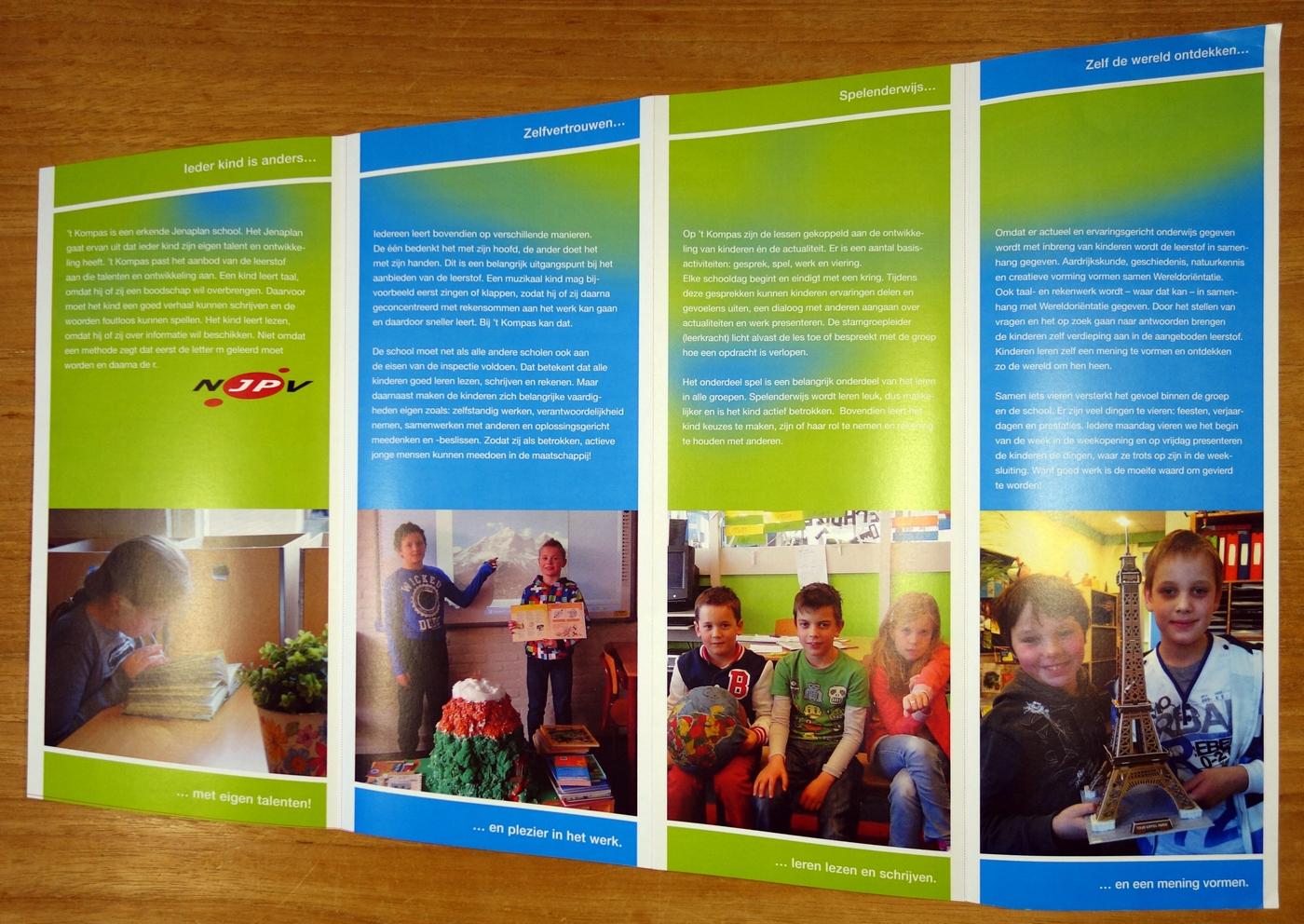 PF-Folder Jenaplanschool t Kompas- 1