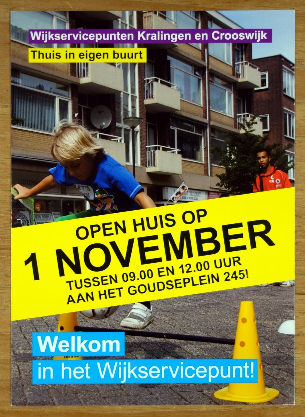 PF-Folder introductie Wijkservicepunten Kralingen en Crooswijk