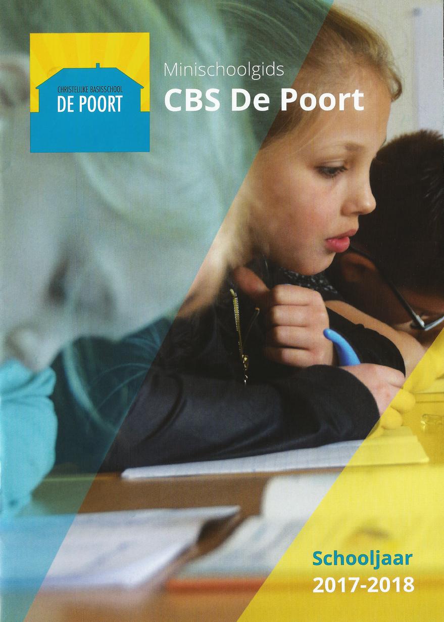 minischool gids CBS de Poort